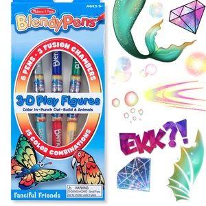 Other - Blendy Pens Art Set - New In Box